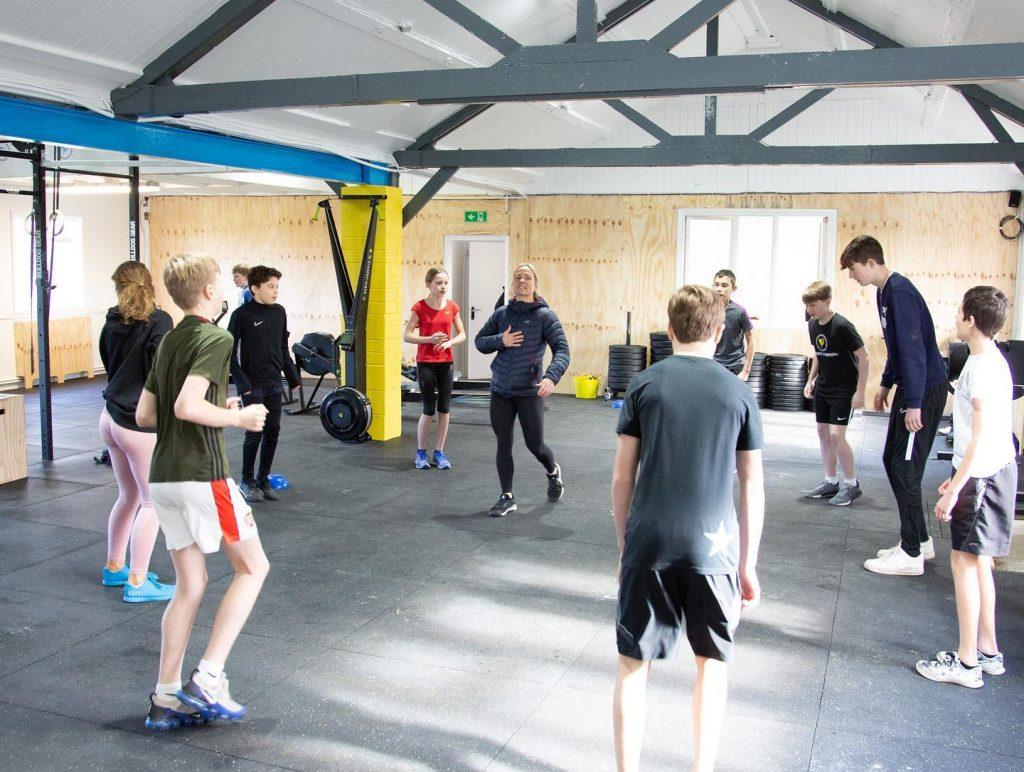 KidsFit at CrossFit TAG