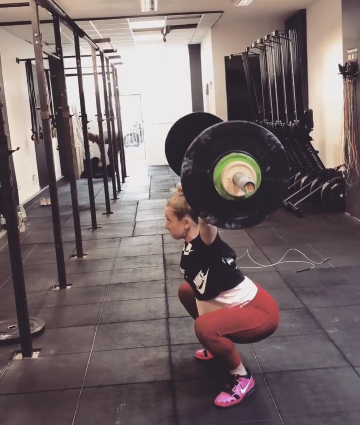 CrossFit Coach Grace