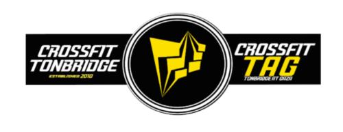 CrossFit Tonbridge TAG Pag Patch